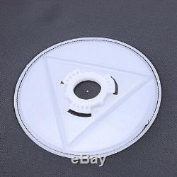10X(Rotation A 360 Degres Coussin De Voiture Tapis Coussin De Chaise Pour L 5F7)