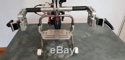 12 inch elektrisch wiel compatibel met alle handbewogen rolstoelen