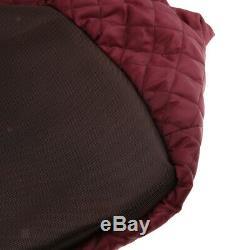 2 Pcs Hiver En Peluche Doublure En Molleton Couverture De Réchauffeur De