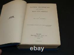 2 vol Many Inventions and Life's Handicap Rudyard Kipling 1891 et 1893
