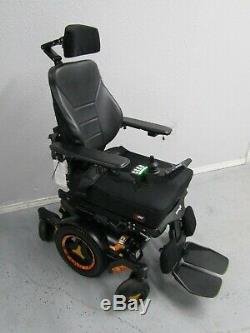 2019 Permobil M3 Chaise Roulante, puissance Inclinaison Inclinaison Jambes et 12