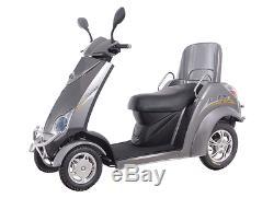500W Elektromobil boco jusqu'à 15 km/H seniorenmobil Scooter électrique