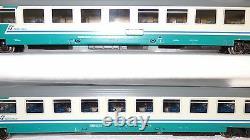 ACME 55051 Set 2 Voitures 2a CL Handicapés Livrée Xmpr Bande Vert Oblique FS