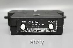 Agilent G4212-60008 Far Max Light Cartouche Cell 10mm Inutilisés Ovp