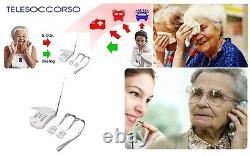 Alarme Sociale, Telealarm Pour gées Et Handicapés