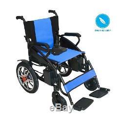 Automatisé Mobile Roulant Électrique Pliant Léger Power Mobilité Scooter