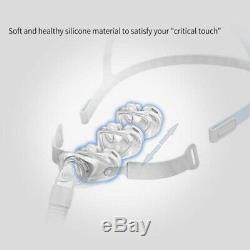 BMC P2 Masque Oreiller Nasal pour Apnée du Sommeil avec Oreillers Kits