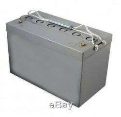 Batterie 12 Volts 107Ah/C20 90Ah/C5 Gel Fauteuil Roulant Handicapé