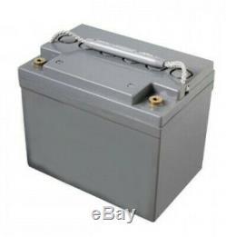 Batterie 12 Volts 36Ah/C20 30Ah/C5 Gel Fauteuil Roulant Handicapé