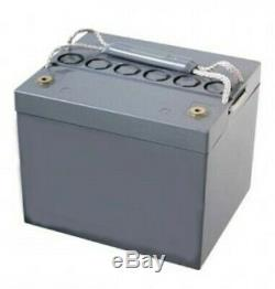 Batterie 12 Volts 45Ah/C20 36Ah/C5 Gel Fauteuil Roulant Handicapé