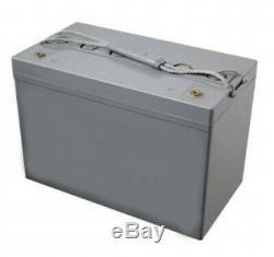 Batterie 12 Volts 87Ah/C20 78Ah/C5 Gel Fauteuil Roulant Handicapé