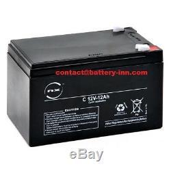Batterie Spécial Deep Cycle Freerider Ascot 12V pour Scooter de Mobilité