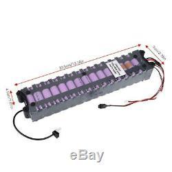Batterie rechargeable 36V 7.8AH grande capacité pour pièces de scooter