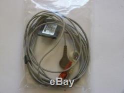 Cable pour Holter RC013 2 voies 3 électrodes Sorin NEUF