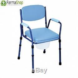 Chaise confortable réglable en hauteur Plus