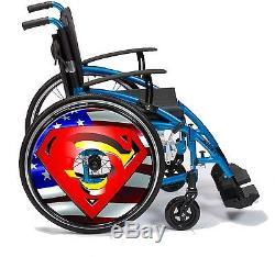 Chaise roulante Protege Rayon personnalise avec n importe quel motif 02 bvaz Résultat Supérieur 5 Unique Chaise Roulante Image 2017 Ksh4