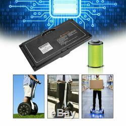 Chargement rapide de la batterie 54V 4.4Ah pour le scooter intelligent d\'équili