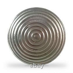 Clou podotactiles en acier Zingué Blanc à sceller Lot de 250 CLASSICO Tige Court