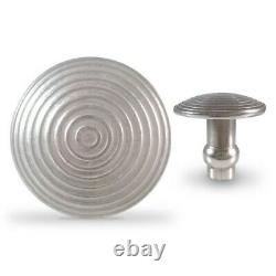 Clou podotactiles sans scellement Tige Standard Aluminium par 250