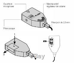 Collier boucle magnétique PL200 Neuf
