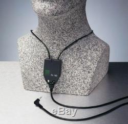 Collier boucle magnétique avec micro PL100 jack 2.5mm Neuf