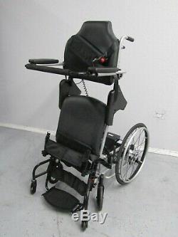 Comfort Debout Chaise Roulante, Alimenté Debout. (comme Permobil)