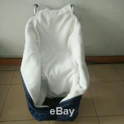 Couverture chauffante pour fauteuil roulant
