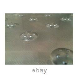 Dalle podotactile intérieure ALU GRIP 97,5 x 42 cm