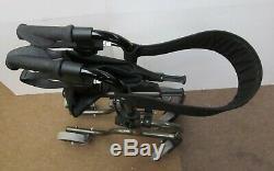 Déambulateur Rollator 4 roues Bischoff & Bischoff modèle RL Smart