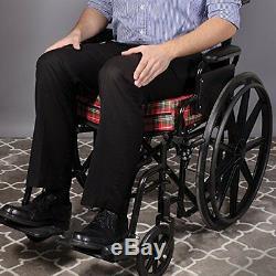 Dmi Alambiqué Mousse Chaise Coussin de Siège avec à Carreaux Confort Neuf
