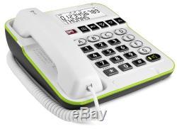 Doro HDSECU02W Secure 350 Blanc