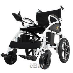 Durable Pliable Électrique Chaise Roulante Résistant Mobilité puissance