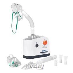 E5 970 Ultraschall Inhalateur Ultrasonique Nébuliseur, microfine Brouillard 5 µm