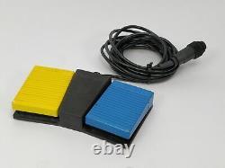 ERBE 20187-003 Two-Pedal Pied Interrupteur