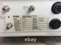 ERBE APC 300 Argon Beamer À Argonplasma-Koagulation Tüv Jusqu'À 06/2018