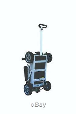 Ev Rider Gypsy Pli Voyage Mobilité Scooter 16.8kg avec Lithium Batterie Li