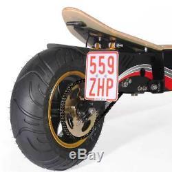 FORCA scooter E-scooter Électrique City roller ELECTRO ROUE LIBRE 45km/H