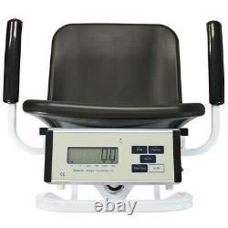 Fauteuil Roulant Commercial De Pesage Pour Handicap Physique Medical