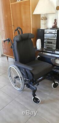 Fauteuil roulant pour handicape