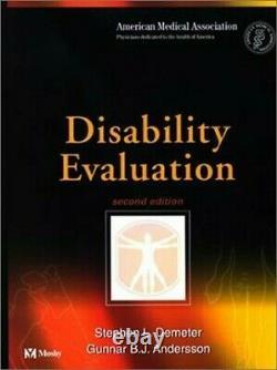 Handicap Évaluation Couverture Rigide Subhash C. Jain