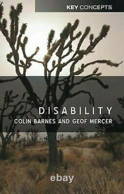 Handicap Livre de Poche Colin Barnes