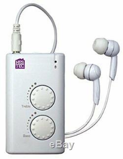 Hestec HISSONO01 Amplificateur Portable