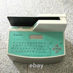 Instrumentarium Ortho ID Étiquetteuse Dispositifs D'Étiquetage Étiquette Port