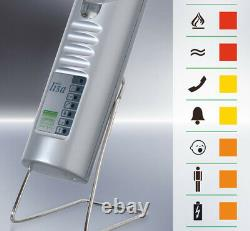 Lampe flash mobile radio lisa blanche avec accu Neuf