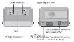 Lampe flash puissant radio lisa avec pictogrammes Neuf