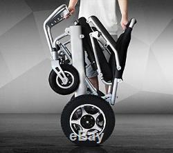 Léger Courant Electrique Chaise Roulante Aide à la Mobilité Motorisé Électrique