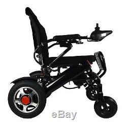 Léger Pli Électrique Chaise Roulante Mobilité Transport Roue Chaise Portable