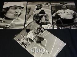 Les sixièmes jeux Olympiques des handicapés photos cinema presse argentique 1980