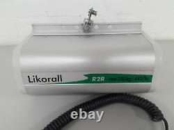 Likorall 242 S R2R Overhead 200kg Patient Levage Winch Handicap Treuil Care
