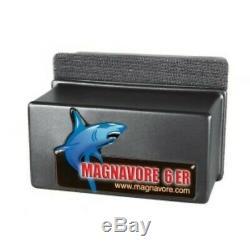 Magnavore 6 Magnétique Algues Nettoyant 5/8 et 1.9cm Verre Acrylique Aquarium